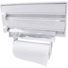 Argos Home Paper, Foil and Clingfilm Dispenser - White
