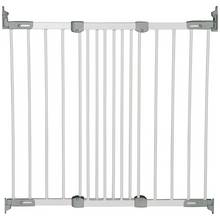 BabyDan Super Flexi Fit Safety Gate - White.