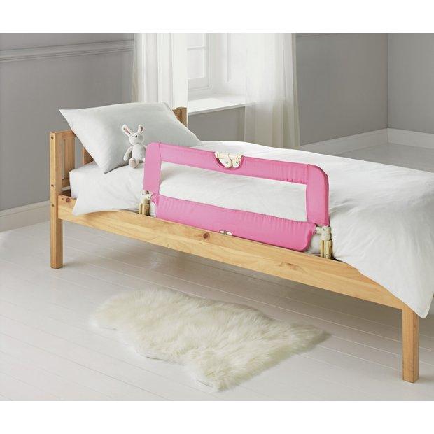 buy babystart bed rail pink at your online. Black Bedroom Furniture Sets. Home Design Ideas