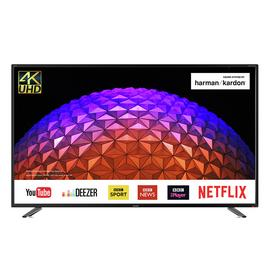 Sharp 55 Inch LC-55UI7252K Smart 4K HDR LCD TV