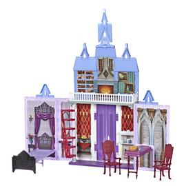Disney Frozen 2 Fold and Go Arendelle Castle Playset