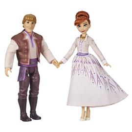 Disney Frozen 2 Anna and Kristoff Fashion Dolls 2 - Pack