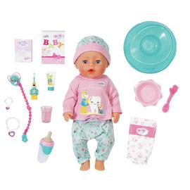 BABY born Bath Soft Touch Girl