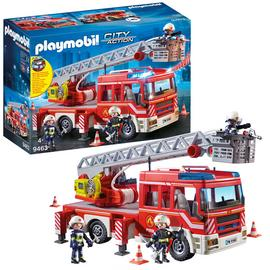 Playmobil 9463 City Life Fire Ladder Unit