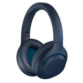 Sony WH-XB900N Over-Ear Wireless Headphones- Blue