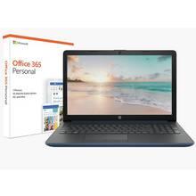HP Stream 14 Inch A4 4GB 64GB Cloudbook - Blue