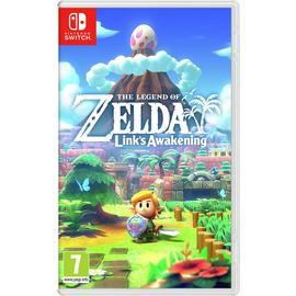 Legend of Zelda: Link's Awakening Nintendo Switch Game