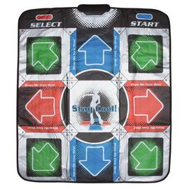 Plug and Play Retro Gaming Dance Mat with inbuilt Songs