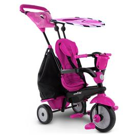 SmarTrike Safari Premium Flamingo 4-in-1 Trike