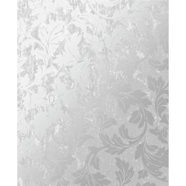 Superfresco Milan Scroll Silver Wallpaper
