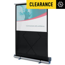 Nobo Portable Floorstanding Projector Screen - 91x122cm