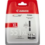more details on Canon CLl-551XL Black Ink Cartridge.