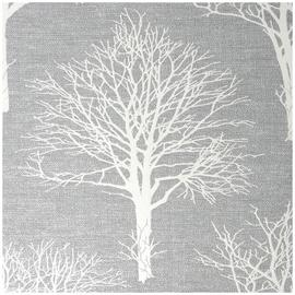 Boutique Landscape Dove Grey Wallpaper