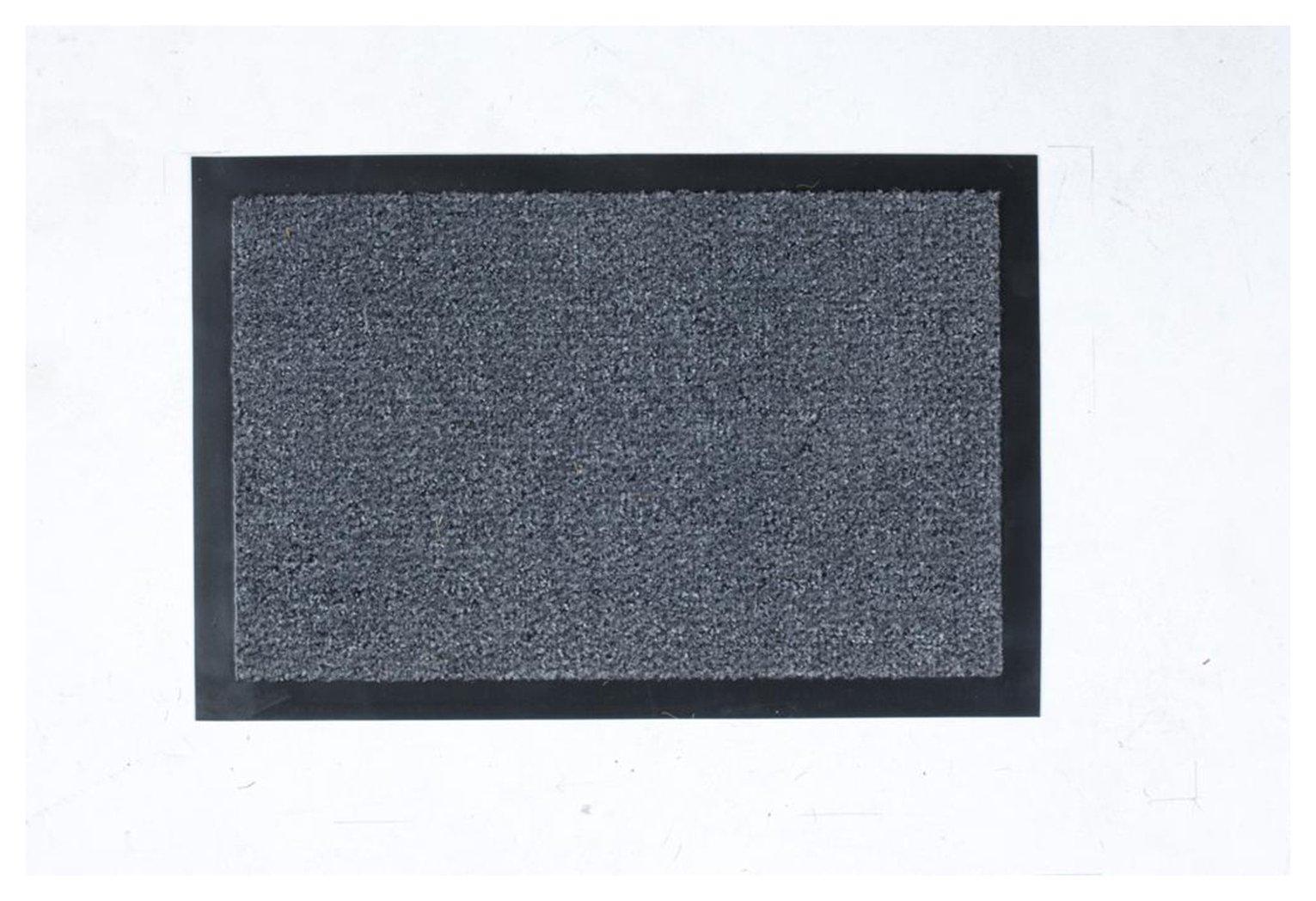 dandyclean barrier mat 60x180cm charcoal