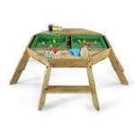 more details on Plum Premium Wooden Octagonal Activity Table.