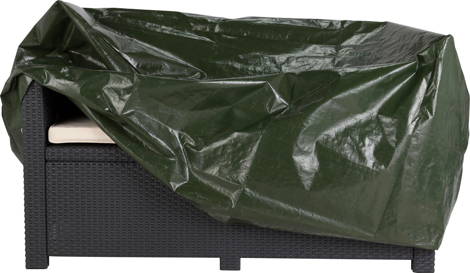 Argos Home Standard Rattan Garden Chair Cover   Set Of 2