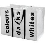 more details on HOME 95 Litre Laundry Bag - White.