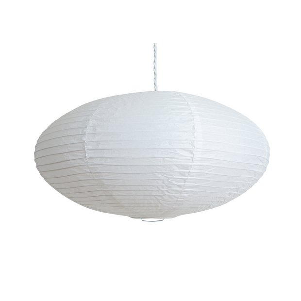 Argos Wall Lamp Shades : Buy Habitat Shiro Paper Shade - White at Argos.co.uk - Your Online Shop for Lamp shades ...