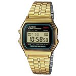 more details on Casio Unisex Gold LCD Bracelet Watch.