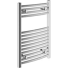 Lavari Bathrooms 150W Curved Towel Radiator