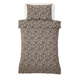 Argos Home Animal Print Bedding Set - Single
