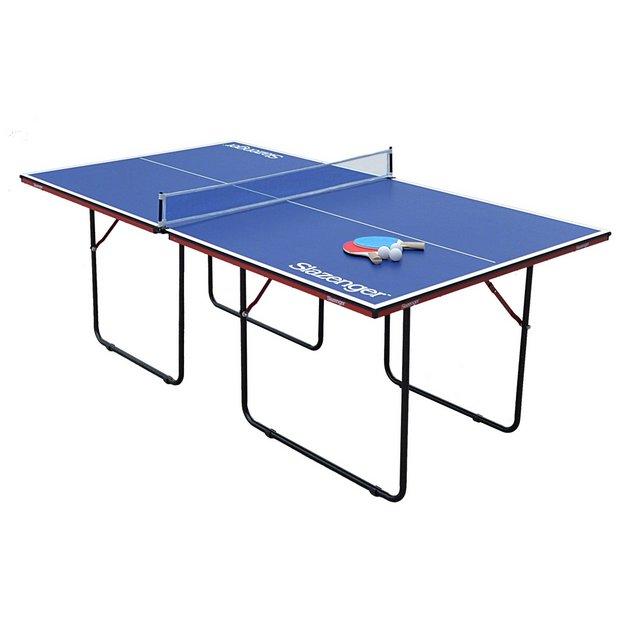 Buy Slazenger Junior 3/4 Size Indoor Table Tennis Table at ...