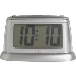 Acctim Juno Silver Smartlite alarm clock (Silver) Best Price and Cheapest