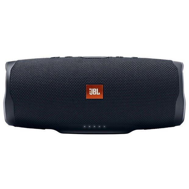 JBL Charge 4 Bluetooth Speaker - Black