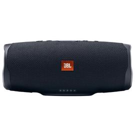 JBL Charge 4 Bluetooth Speaker - Black