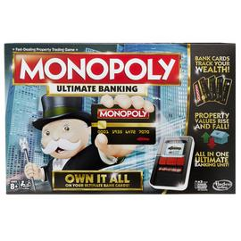 Monopoly Ultimate Banking Edition from Hasbro Gaming