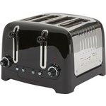 more details on Dualit DPP4 4 Slice Lite Toaster - Black.
