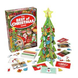 Drummond Park LOGO Christmas Board Game