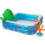more details on Chad Valley Children's Pool Set with Spray Turtle.