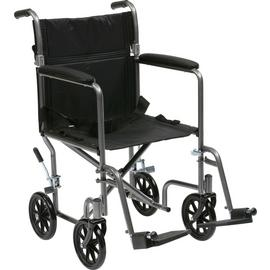 Drive Medical Lightweight Steel Travel Chair