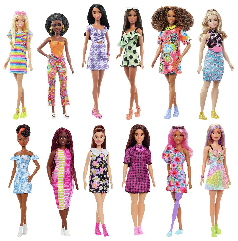 Barbie Dolls Argos