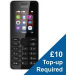 more details on Vodafone Nokia 108 Mobile Phone - Black.