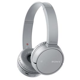 Sony WH-CH500 On - Ear Wireless Headphones - Grey