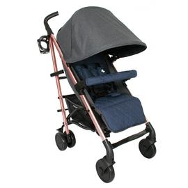 My Babiie Katie Piper MB51 Pushchair - Rose Gold & Grey