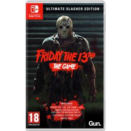 Friday the 13th Ultimate Slasher Edn Switch Game