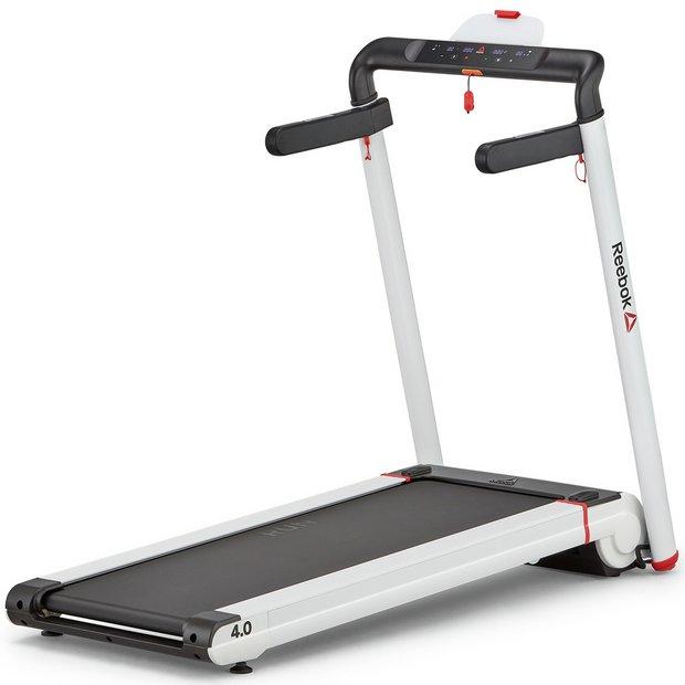 Buy Reebok I Run 4.0 Treadmill - White | Treadmills | Argos