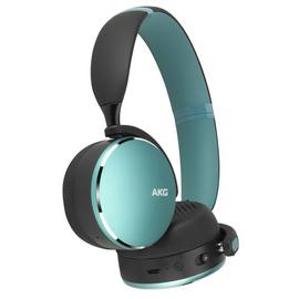 AKG Y500 On-Ear Wireless Headphones - Green