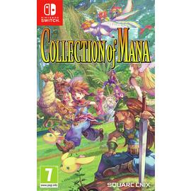 Collection of Mana Nintendo Switch Game