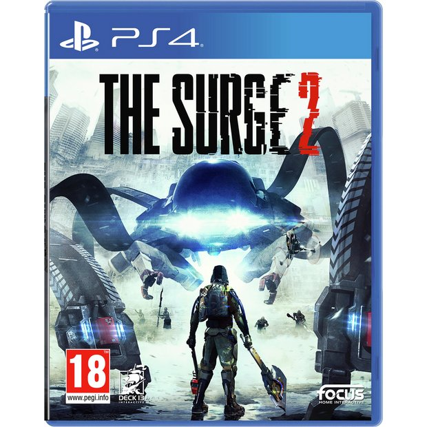 Buy The Surge 2 PS4 Pre-Order Game | PS4 games | Argos