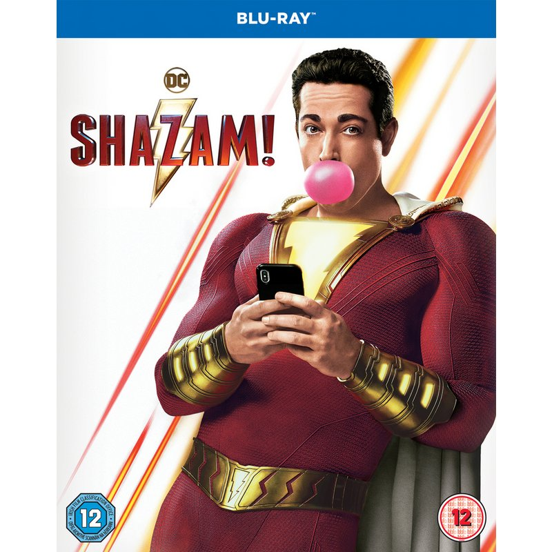 Shazam Blu-Ray from Argos