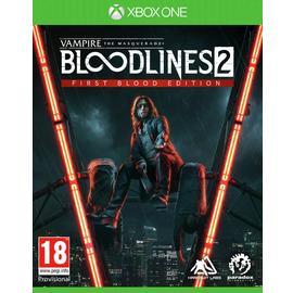 Vampire: The Masquerade Bloodlines 2 Xbox One Pre-Order Game