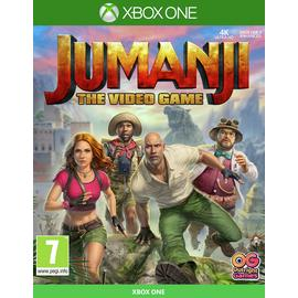 Jumanji: The Video Game Xbox One Pre-Order