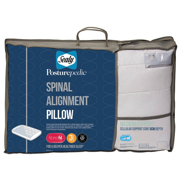Buy Sealy Posturepedic Spinal Alignment Pillow 5cm At
