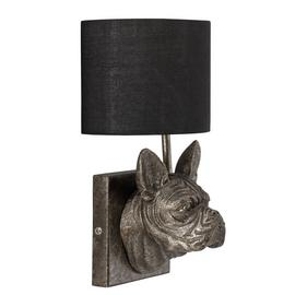 Argos Home French Bulldog Wall Light