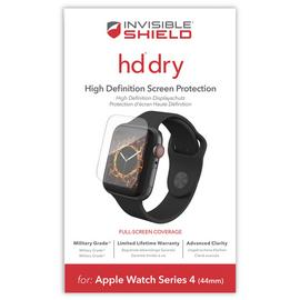 Zagg InvisibleShield HD Apple Watch 4 44mm Screen Protector