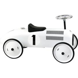 Vilac Polar White Ride On Metal Car